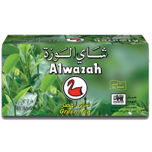 Alwazah-25-Green-Teabag-front