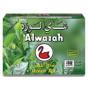 Alwazah-Green-Tea-10-Tea-Bags-front